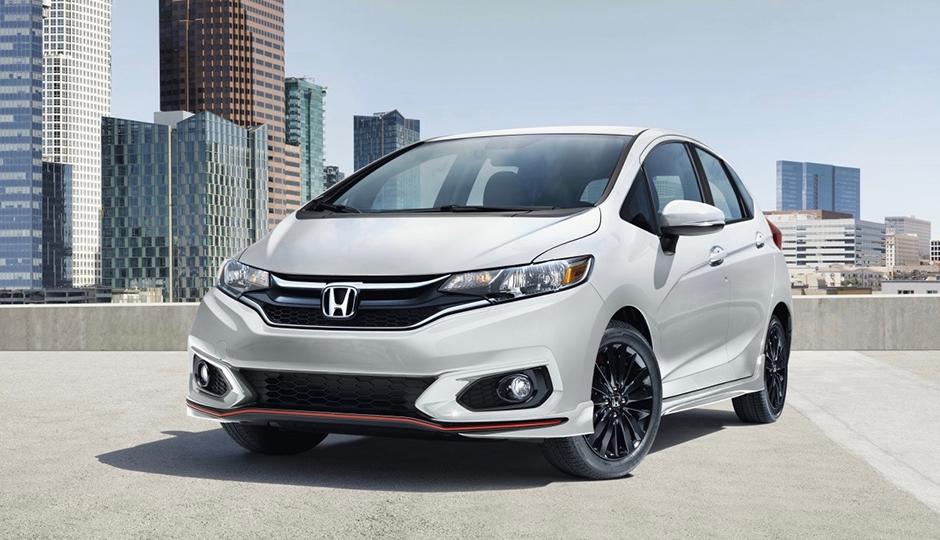 2020 Honda Fit Styling