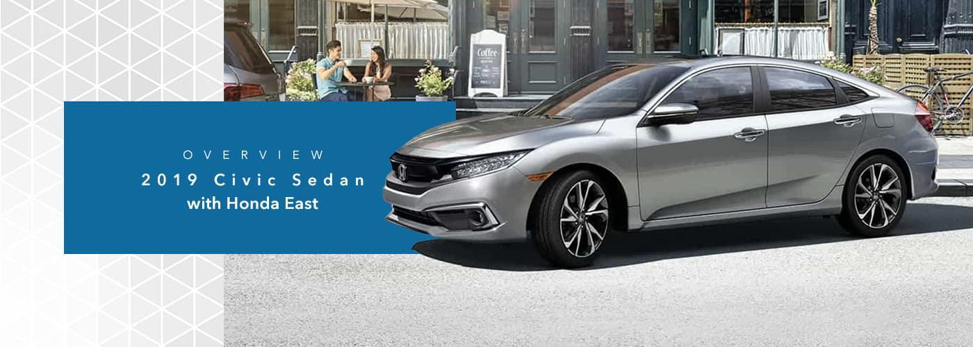 2019 Honda Civic Sedan Model Overview at Honda East Cincinnati