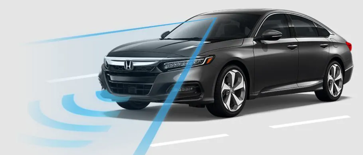 2020 Honda Accord Honda Sensing Safety