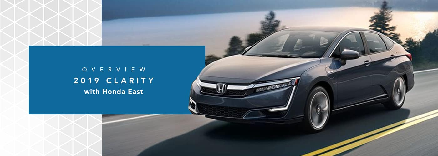 2019 Honda Clarity Model Overview at Honda East Cincinnati