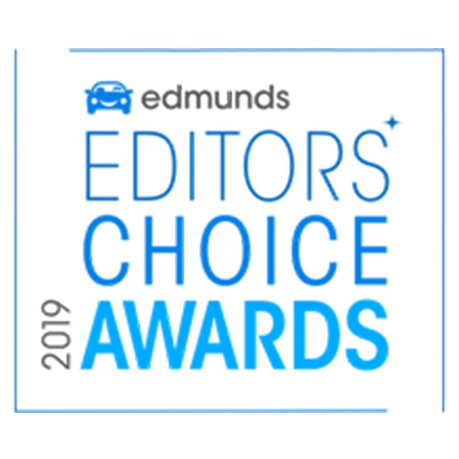 2019 Edmunds Editors Choice