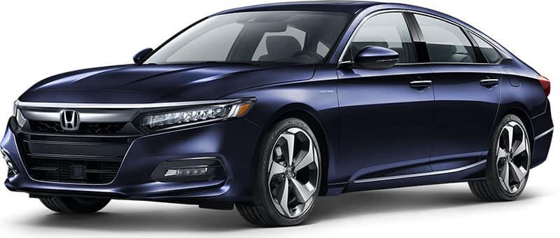 2020 Accord Hybrid Touring