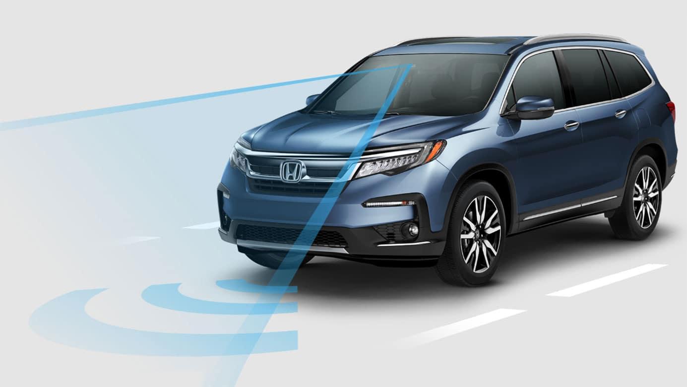2020 Honda Pilot Honda Sensing Safety Features
