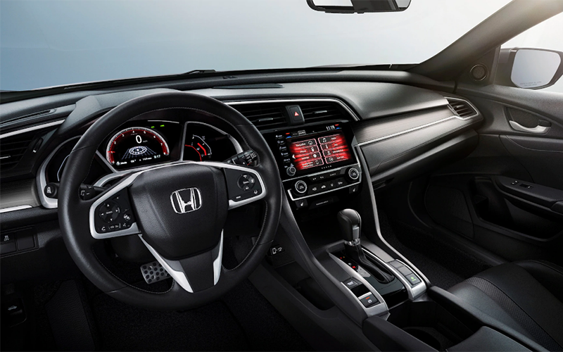 Honda Civic Hatchback Interior