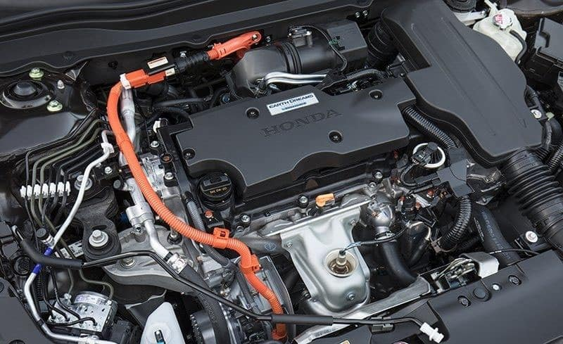 2020 Honda Accord Hybrid Powertrain