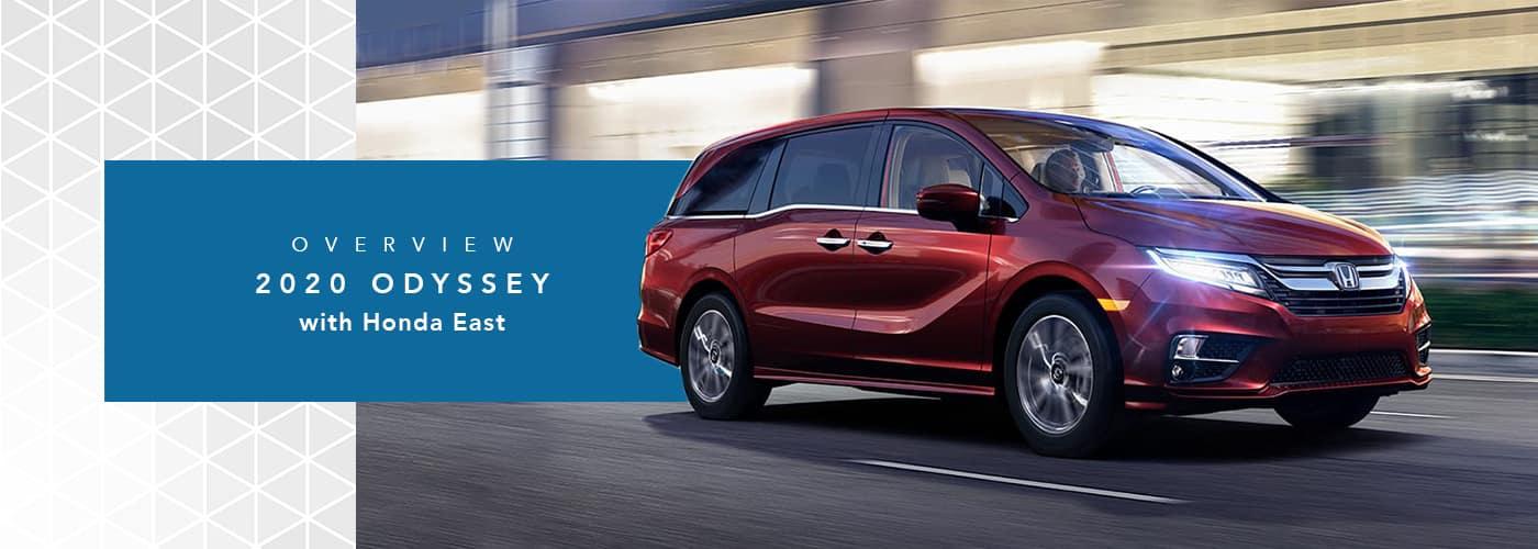 2020 Honda Odyssey Review Cincinnati
