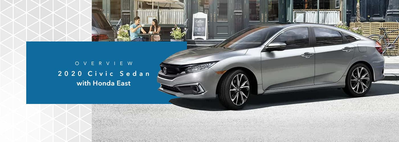 2020 Honda Civic Sedan Model Overview at Honda East Cincinnati