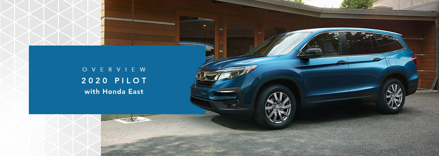 2020 Honda Pilot Model Overview at Honda East Cincinnati