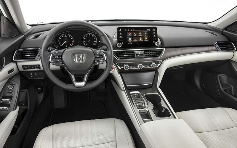 2020 Honda Accord Hybrid Interior