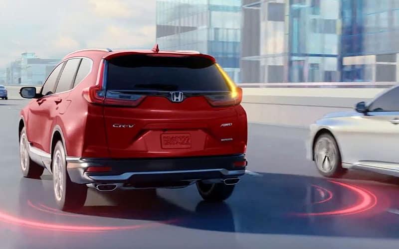 2020 Honda Sensing Safety CR-V