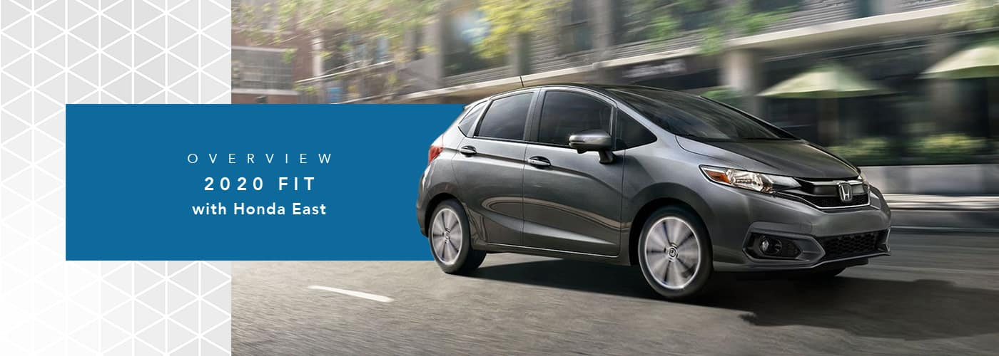 2020 Honda Fit Model Overview at Honda East Cincinnati