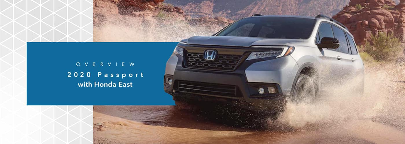 2020 Honda Passport Model Review at Honda East Cincinnati