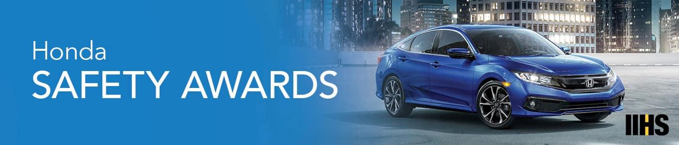 Honda Safety Awards