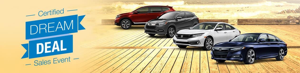 Honda Dream Deal