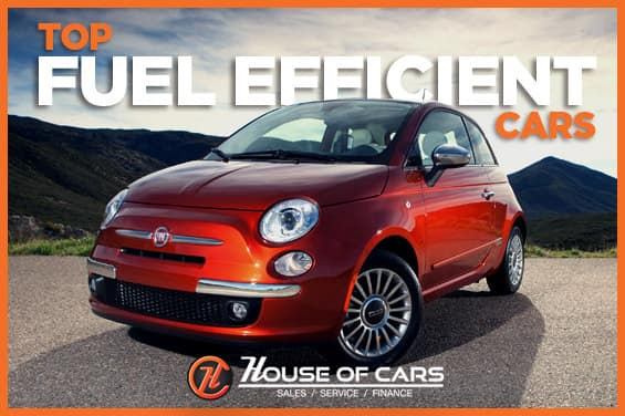 Top fuel efficient cars that are not hybrids | House of Cars Calgary