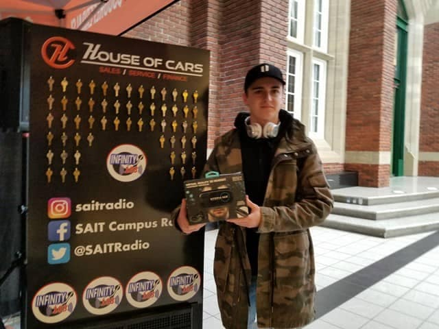2018 SAIT Campus Radio
