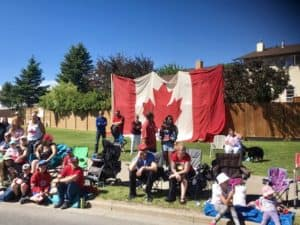 Stampede Breakfast Amp Canada Day Parade House Of Cars