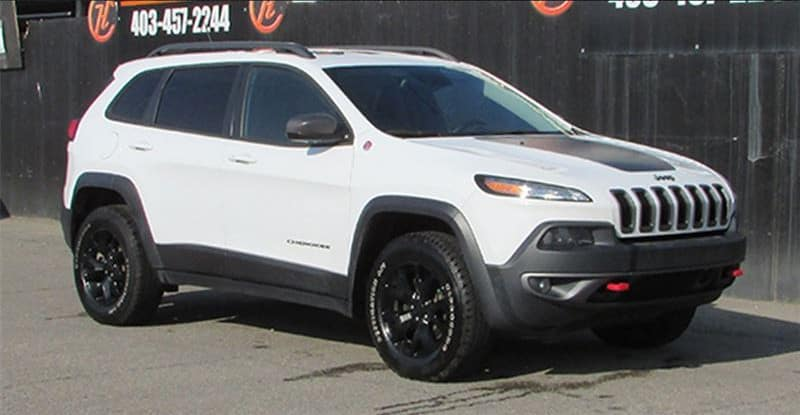 House of Cars Macleod Trail - 2015 Jeep Cherokee Trailhawk