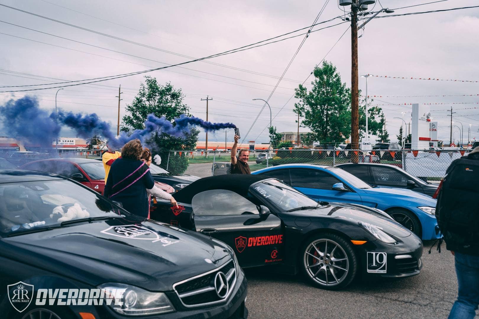 House of Cars Calgary Sponsors the Royal Rally