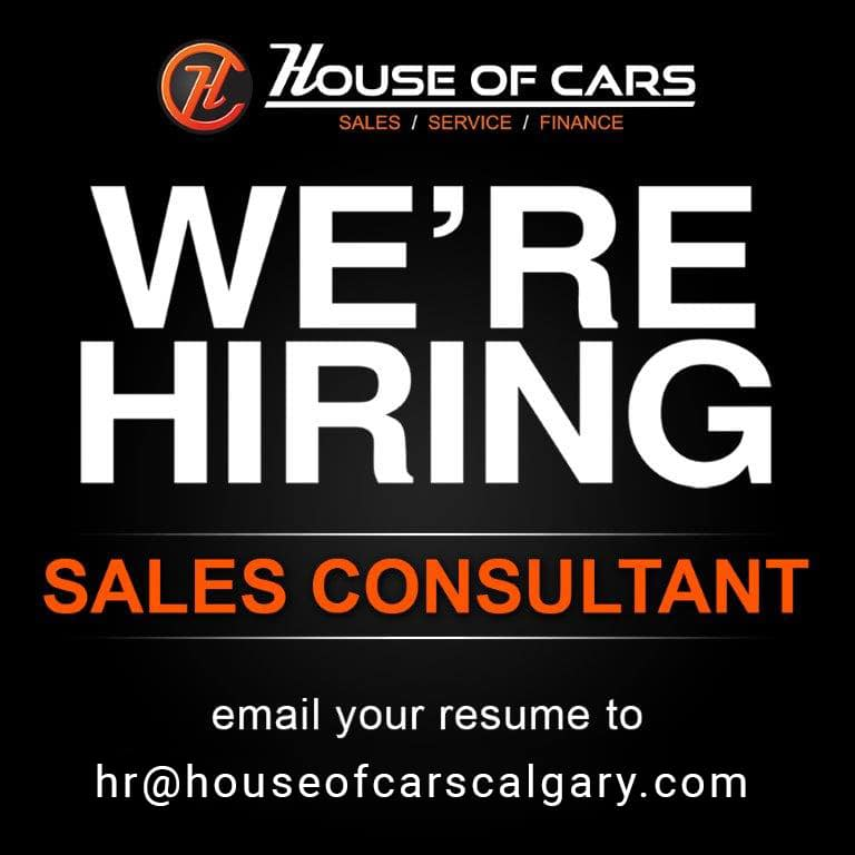 House of Cars Jobs