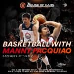 MPBL All Star Basketball With Manny Pacquiao & Team