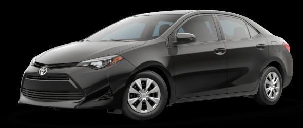Toyota Corolla L Trim Features & Options