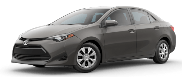 Toyota Corolla LE Eco Trim Features & Options