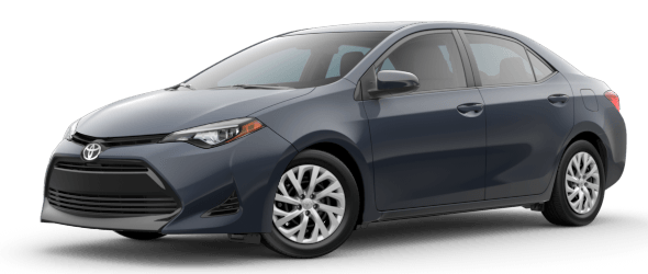 Toyota Corolla LE Trim Features & Options