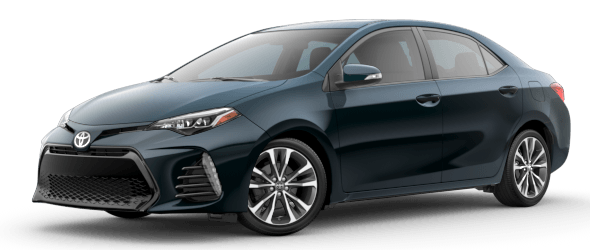 Toyota Corolla XSE Trim Features & Options
