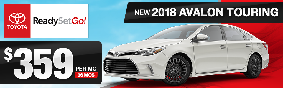 Toyota-Special-Avalon-Lease