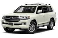 Toyota Land Cruiser Trim Features & Options