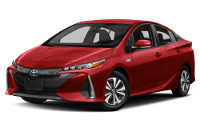 Toyota Prius Prime Plus Trim Features & Options
