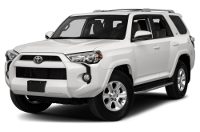 4Runner Toyota SR5 Trim Features & Options