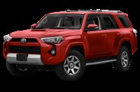 4Runner Toyota TRD Off-Road Premium Trim Features & Options