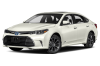Toyota Avalon Hybrid XLE Plus Trim Features & Options