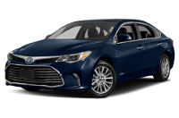 Toyota Avalon Hybrid Limited Trim Features & Options