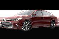 Toyota Avalon XLE Plus Trim Features & Options