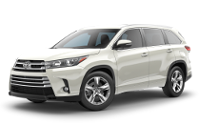 Toyota Highlander Limited Trim + Limited Platinum Features & Options