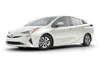Toyota Prius Four Trim Features & Options