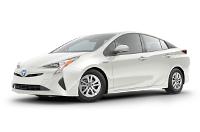 Toyota Prius Trim Features & Options