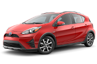 Toyota Prius c Three Trim Features & Options