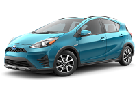Toyota Prius c Two Trim Features & Options