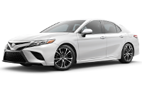 Toyota Camry Hybrid SE Trim Features & Options