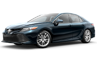 Toyota Camry Hybrid XLE Trim Features & Options