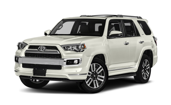 featuring the model - 2018 toyota 4runner