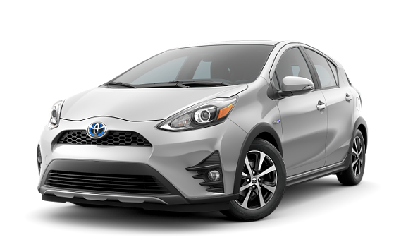 featuring the model - 2018 toyota prius c