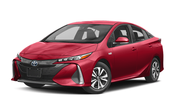 featuring the model - 2018 toyota prius prime