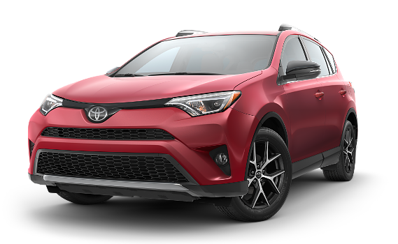 featuring the model - 2018 toyota rav4 hybrid
