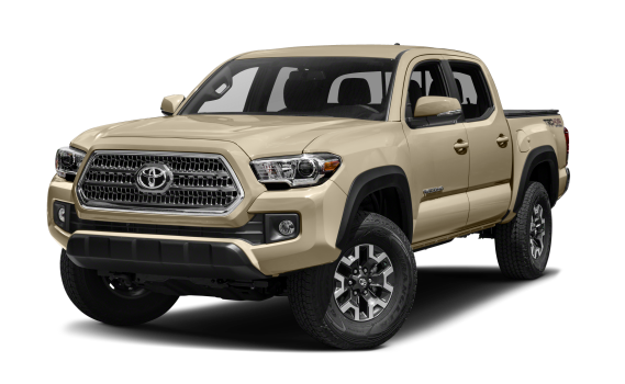 featuring the model - 2018 toyota tacoma