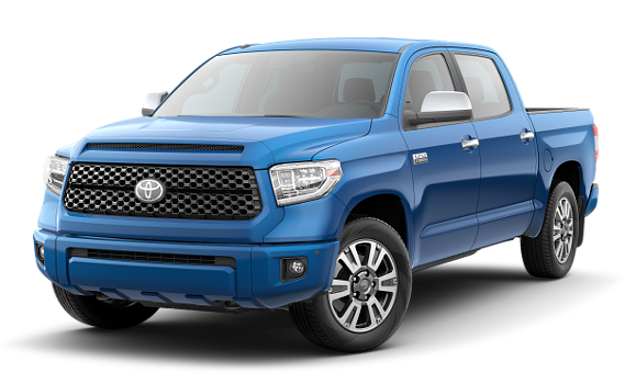 featuring the model - 2018 toyota tundra